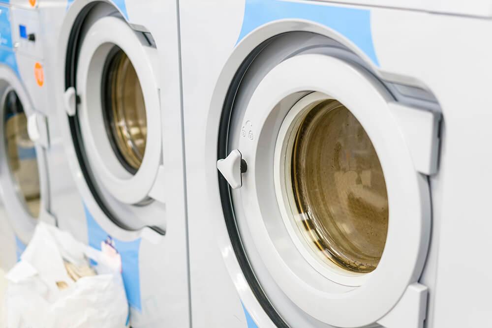 Sử dụng dịch vụ giặt công nghiệp